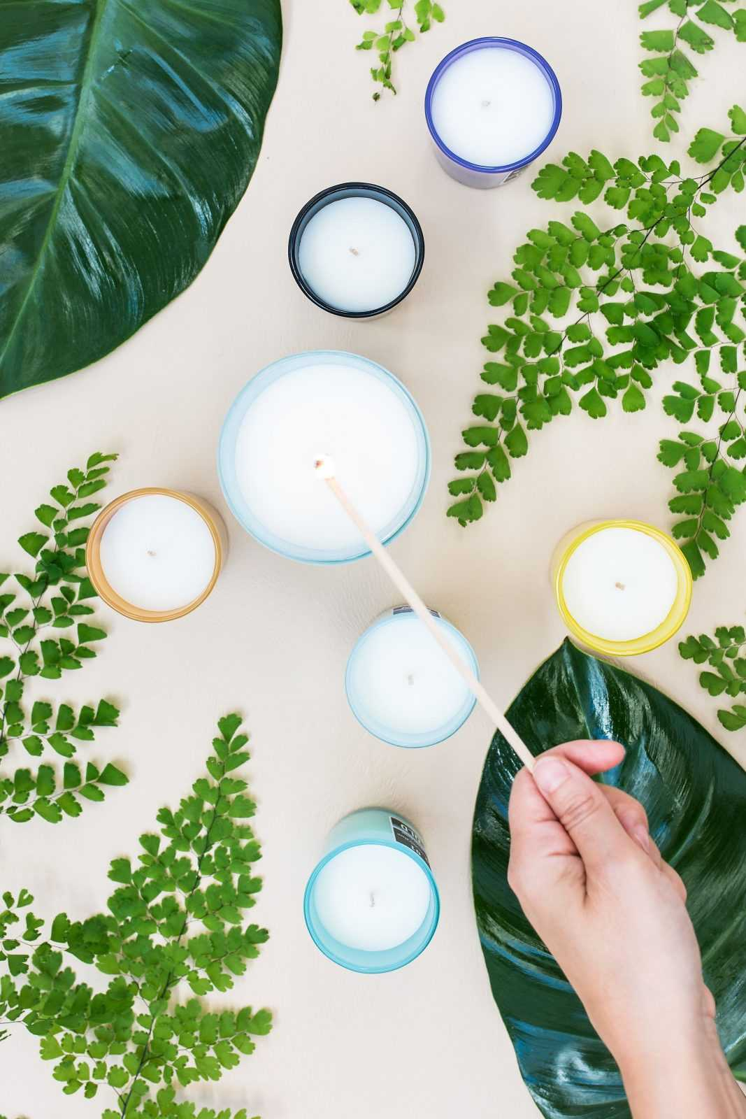 Best Scented Candles Made Of Soy Wax 1
