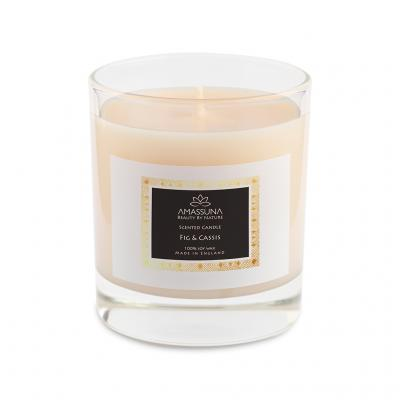 Fig & Cassis <br>Soy Candle 1