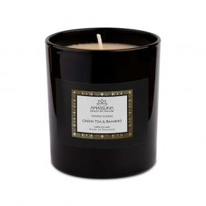 Green Tea & Bamboo Soy Candle 1